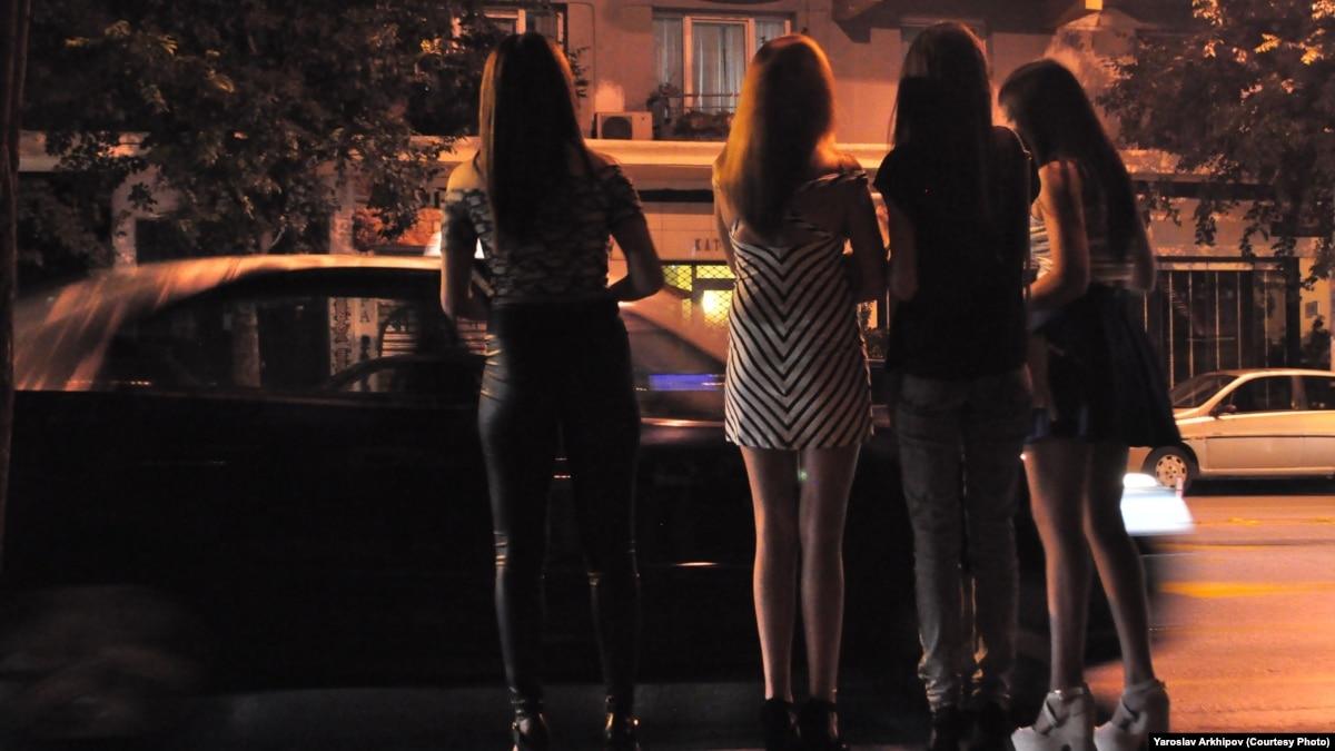 Girls in Kotovo, Russia