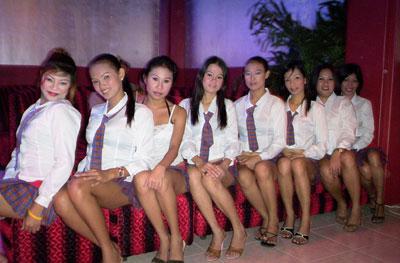 Girls in Wuxi, Jiangsu
