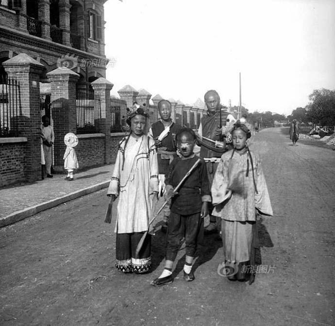 Girls in Shenyang, China