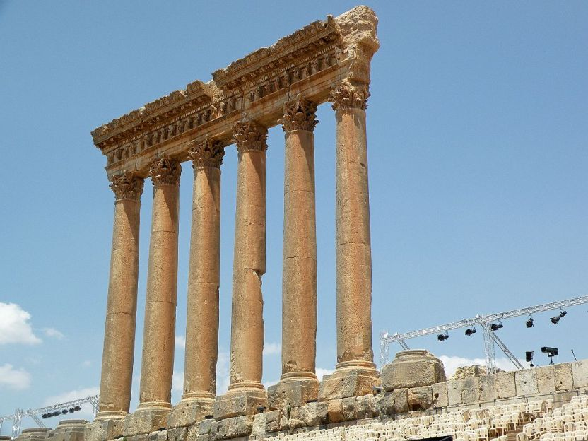 Girls in Baalbek (LB)
