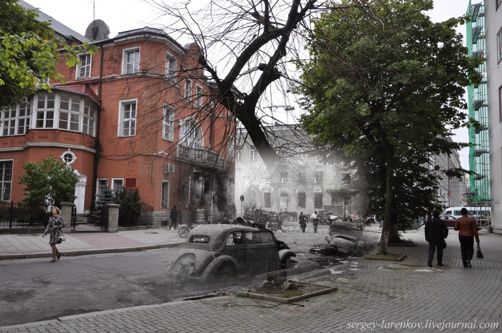 Girls in Kaliningrad (RU)