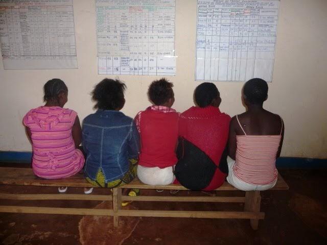 Prostitutes in Brazzaville, Brazzaville