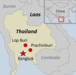 Find Escort in Prachin Buri,Thailand
