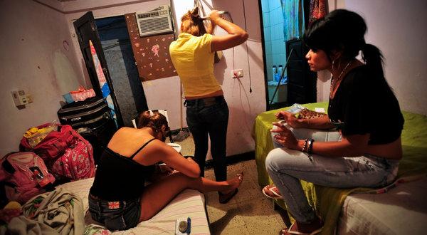 Whores in Cartagena (ES)