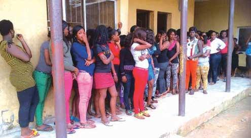 Lagos (PT) skank