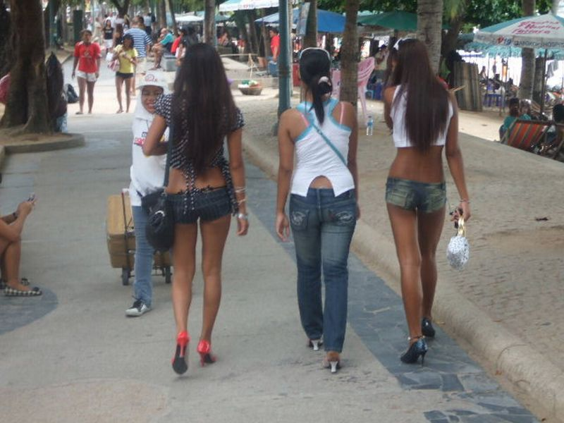 Telephones of Whores in Rayong (TH)