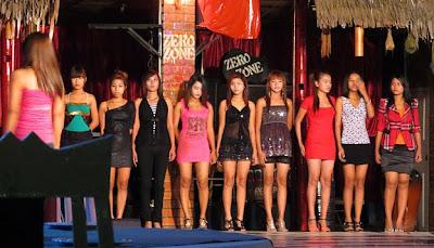 Girls in Yangon, Yangon