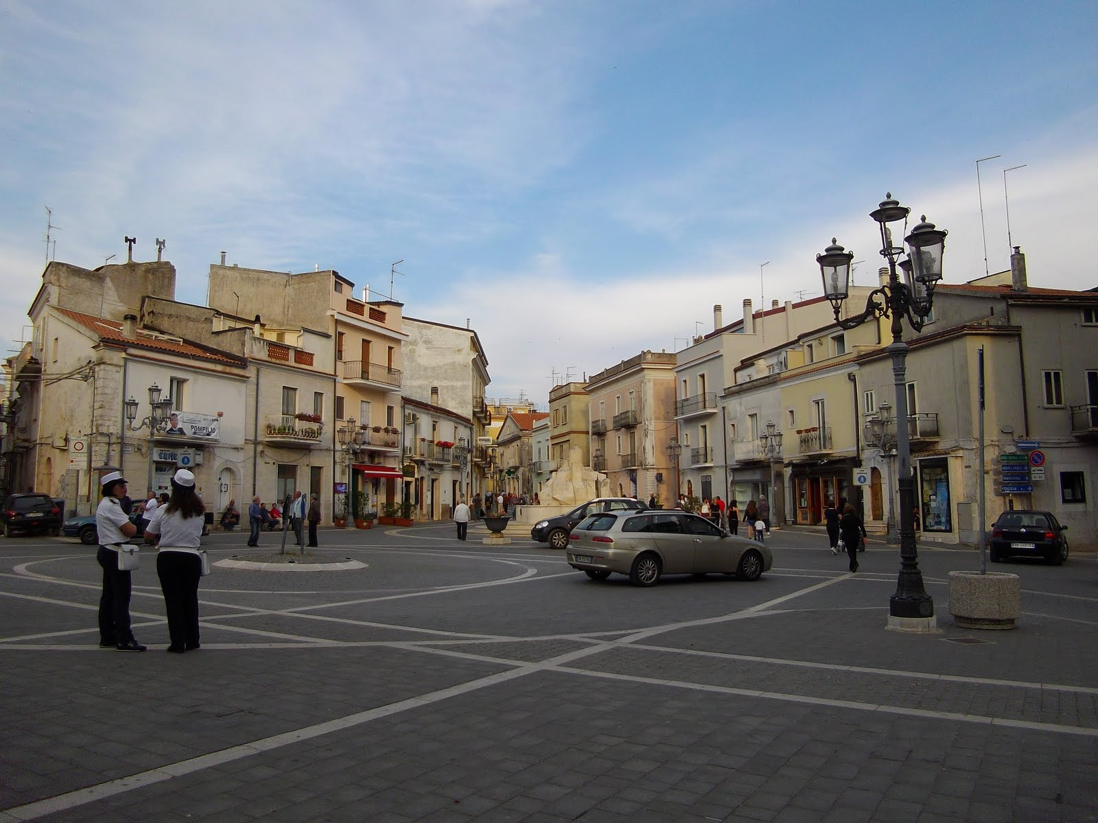 Skank in San Giovanni Rotondo, Apulia