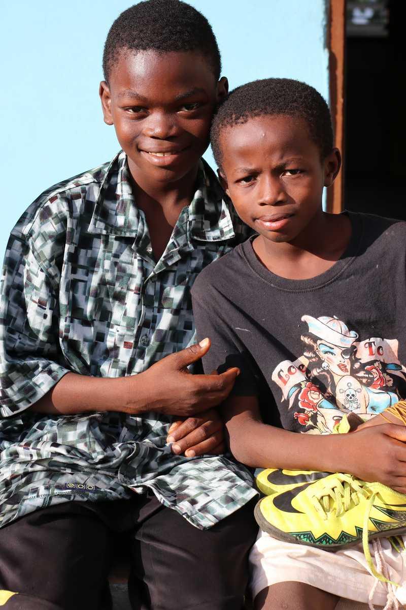 Sunyani, Ghana girls