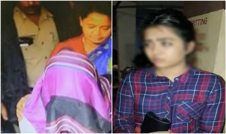 Girls in Hyderabad (IN)