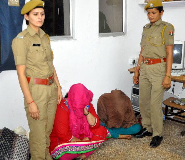 Prostitutes in Dungarpur, Rajasthan