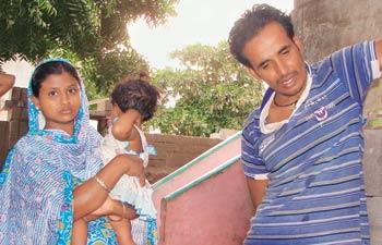 Skank in Jamui, India
