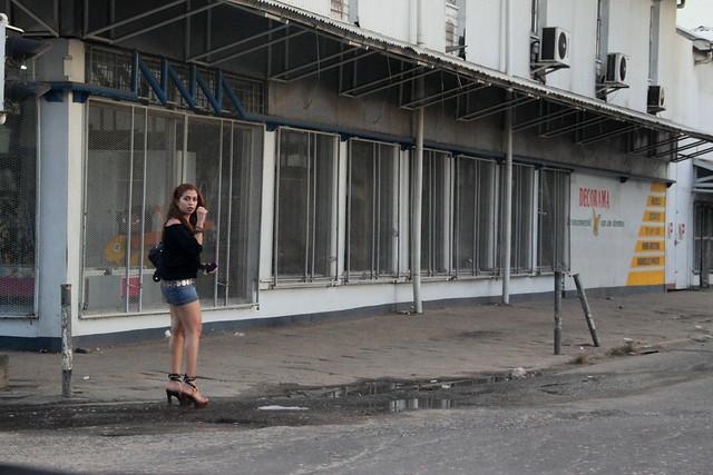 Whores in Paramaribo, Suriname