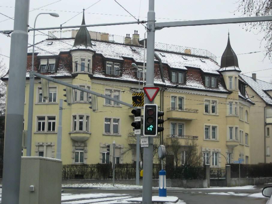 Where  find  a skank in Zuerich (Kreis 6) / Unterstrass, Switzerland