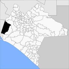 Cintalapa de Figueroa, Mexico skank