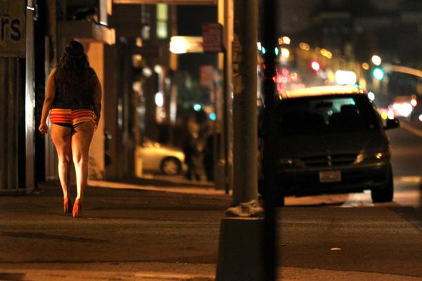 Whores in Oakland, California