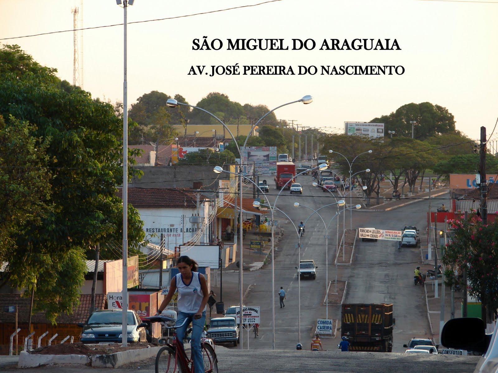 Sao Miguel do Araguaia (BR) skank