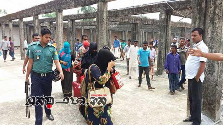 Skank in Sylhet, Bangladesh